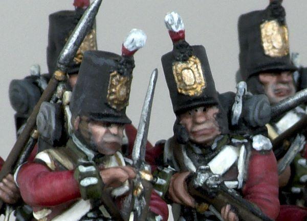Victrix 28mm Napoleonic Line Infantry