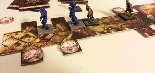 Playing Dungeon Saga