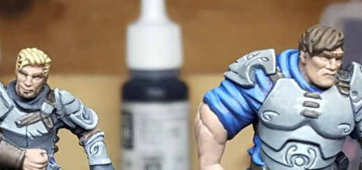 Guild Ball Masons Flint and Brink by Steamforged Games.q