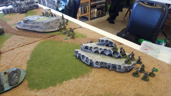 Bolt Action Gameplay at Boutique FDB.